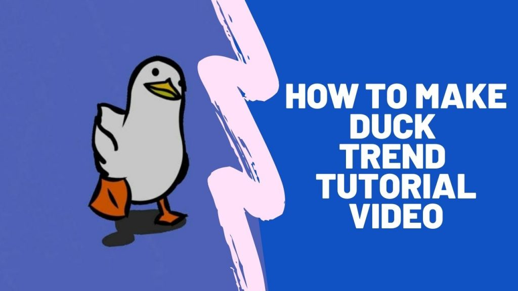 life goes on duck trend video tutorial